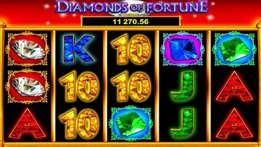 Diamonds of Fortune Slot