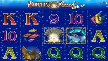 Dolphin s Pearl Deluxe Slot