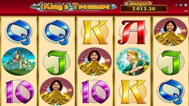 Kings Treasure Slot
