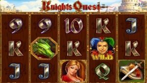 Knights Quest Slot
