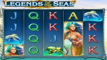 Legends of the Seas Slot