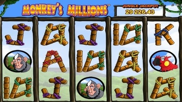 Monkeys Millions Slot