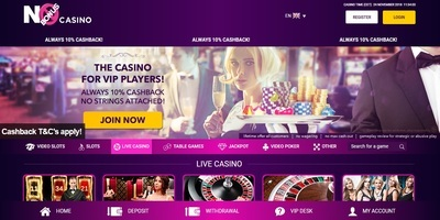 ▷ No Bonus Online Casino Live Dealers