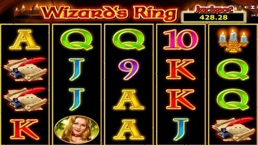 Wizards Ring Slot