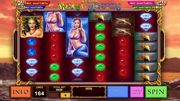 Age of the Gods Medusa and Monsters Slot
