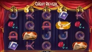 The Great Reveal Slot