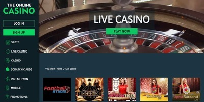 ▷ The Online Casino Live Dealers