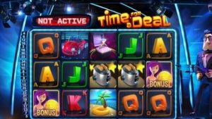 Time For A Deal Slot