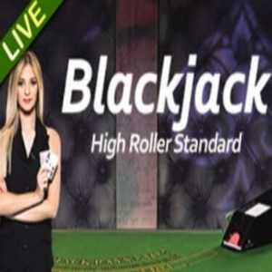 Blackjack Common Draw High Roller Standard