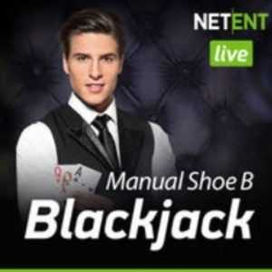 Blackjack Manual Shoe B