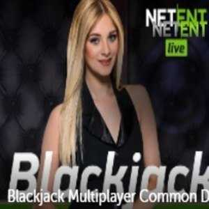 Blackjack Multiplayer Common Draw High Roller