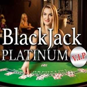 Blackjack Platinum VIP