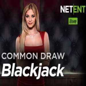 Common Draw Blackjack - Netent