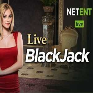 Live Blackjack-netent
