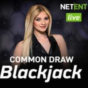 LIVE STANDARD COMMON DRAW BLACKJACK