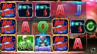 Mars Attacks Slot