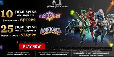 ▷ Play at Silver Fox Mobile Online Casino
