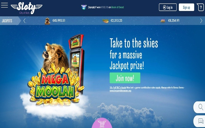 ▷ Play Now at Sloty Online Casino!