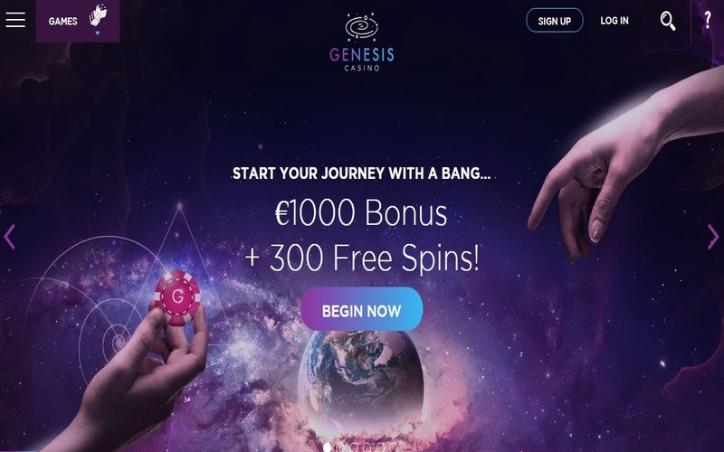▷ Play at Genesis Online Casino