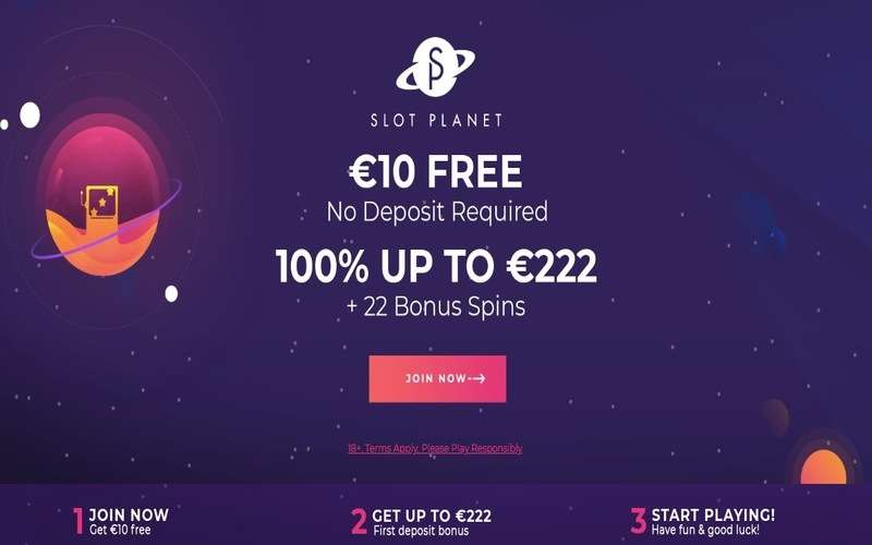 ▷ Play at Slot Planet Online Casino