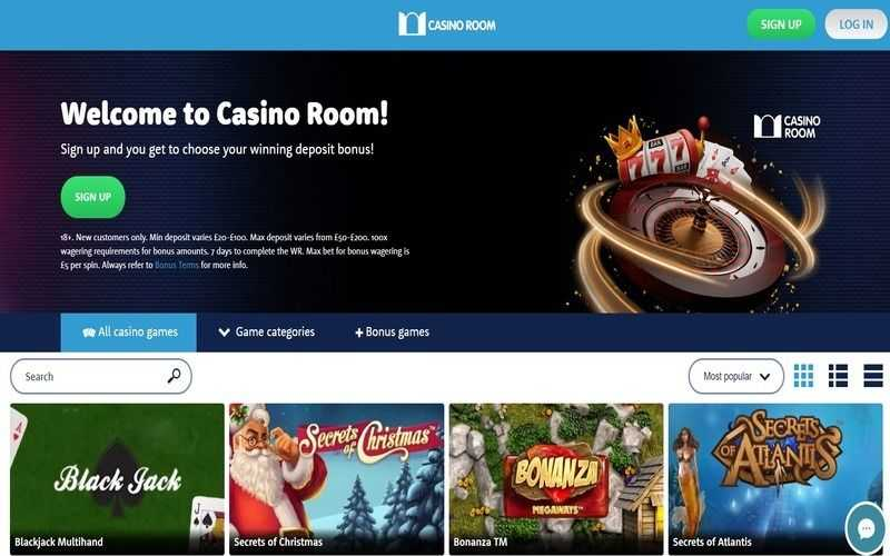 ▷ Play at Casino Room Online Casino