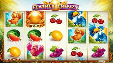 Feather Frenzy Slot