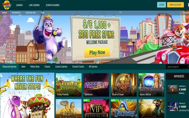 ▷ Play at Luckland Online Casino