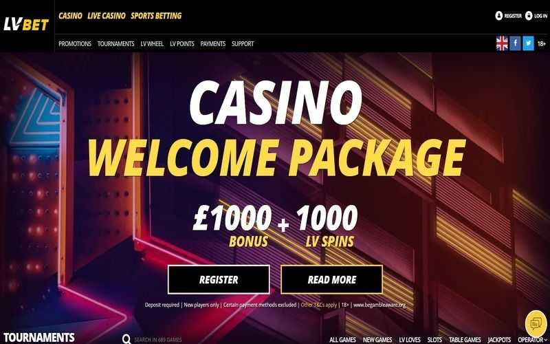 ▷ Play at LVBet Online Casino