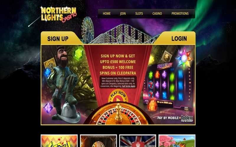 ▷ Play at Northern Lights Online Casino
