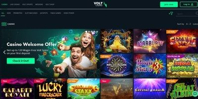 ▷ Play at Volt Online Casino
