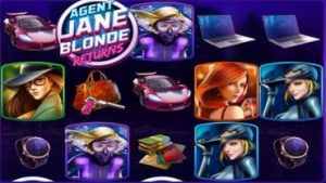 Agent Jane Blonde Returns UK