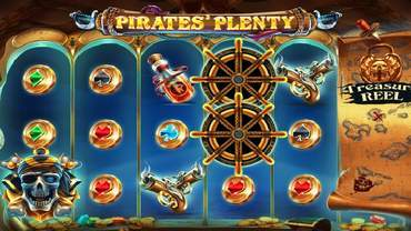 Pirates Plenty The Sunken Treasure UK