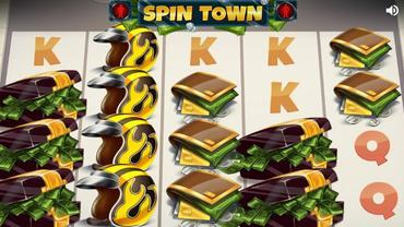 Spin Town UK