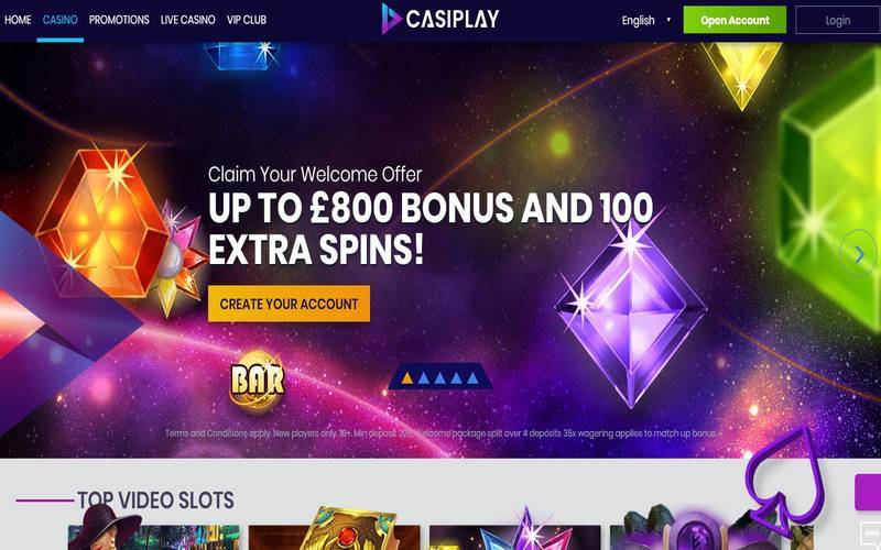 ▷ Play at Casiplay Online Casino
