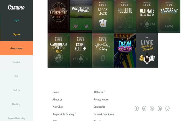 ▷ Play at Casumo Online Casino