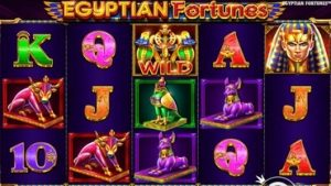 Egyptian Fortunes UK