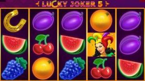 Lucky Joker 5 UK
