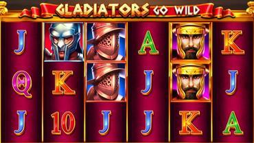 Gladiators Go Wild UK