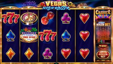 Vegas High Roller UK