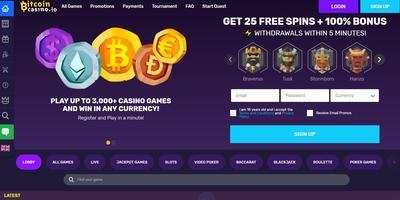 ▷ Play at Bitcoin Casino IO