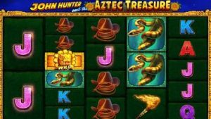 John-Hunter-and-the-Aztec-Treasure UK