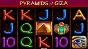 Pyramids of Giza UK
