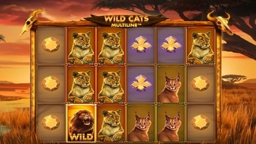 Wild Cats Multiline UK