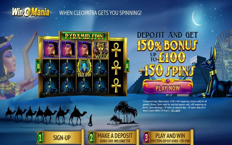 ▷ Play at Winomania Online Casino