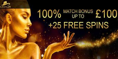 ▷ Play at Midaur Online Casino