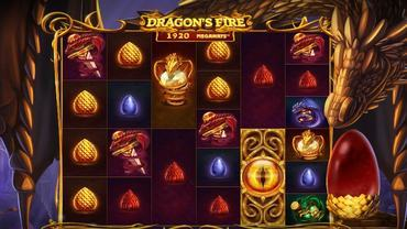 Dragons Fire Megaways UK