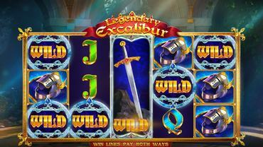 Legendary Excalibur UK