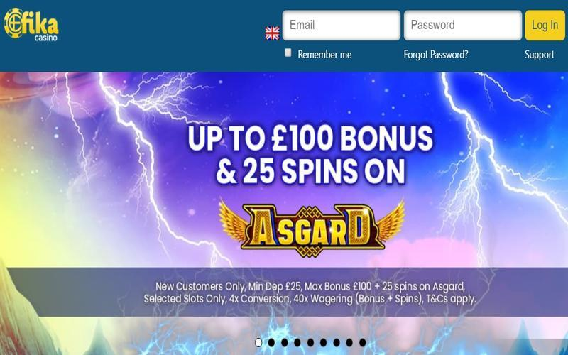▷ Play at Fika Online Casino