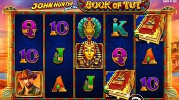 John-Hunter-And-The-Book-Of-Tut