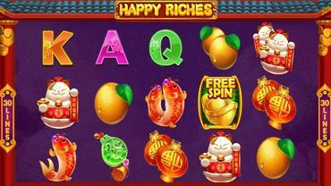 Happy-Riches